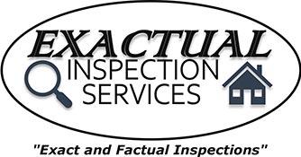 The Exactual Inspection Services logo